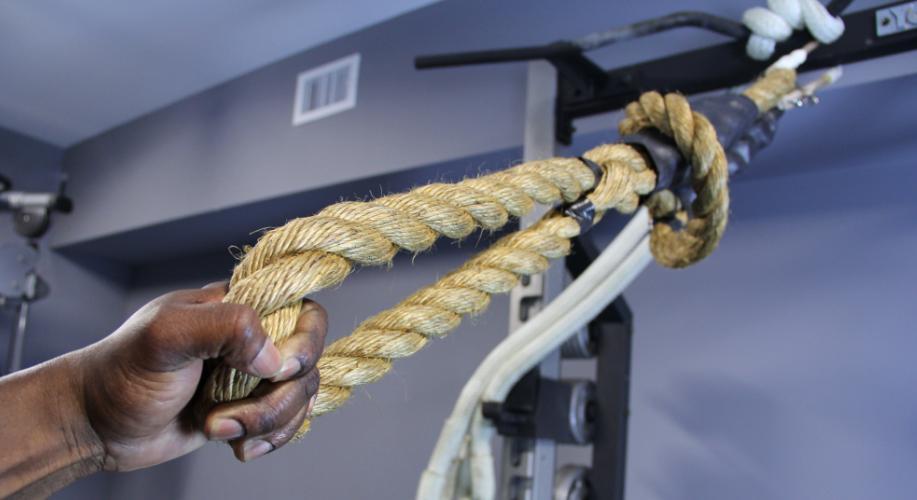 zero gravity rope
