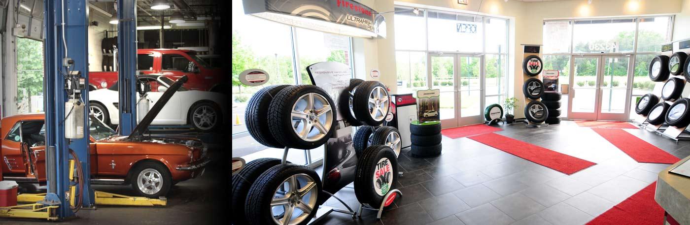 Tires Fairfax VA