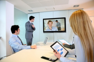 Video Conference - Courtesy of Shutterstock