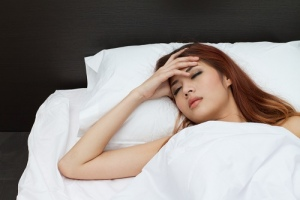 Insomnia - Courtesy of Shutterstock