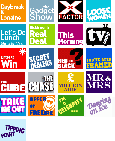 Biggest Competitions On UK TV