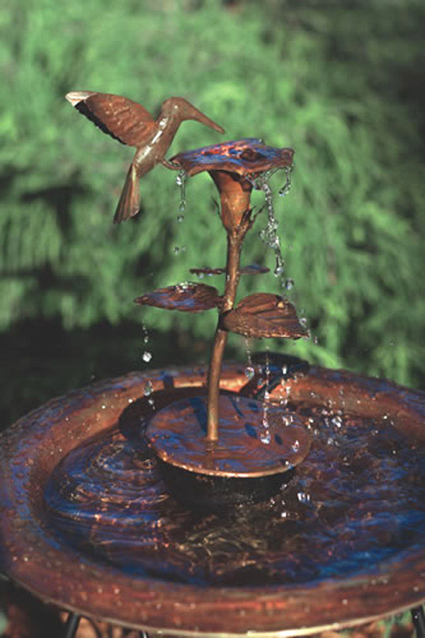 Adding Some Curiosity To An Outdoor Space-The Strength Of A Garden Fountain
