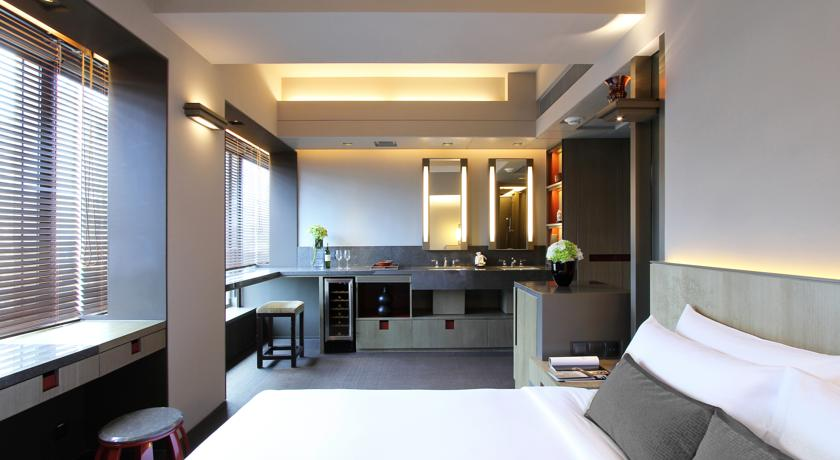 Settle In A Spacious and Fully Furnished Wan Chai Serviced Apartment When In Hong Kong