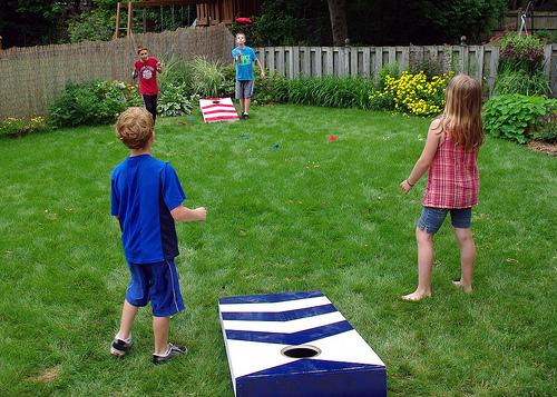 Cornhole – A Backyard Classic For Family Fun