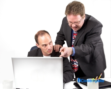 How To Deal With An Annoying Colleague At Work