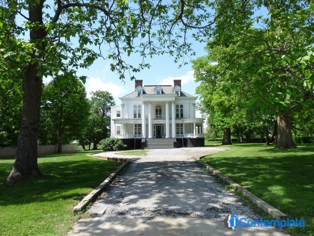 Characteristics Of Virginian Architecture