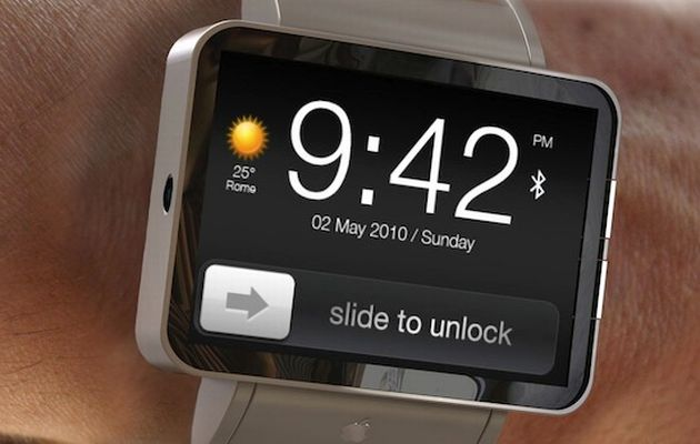 Apple Looking At Induction, Solar For iWatch Charging