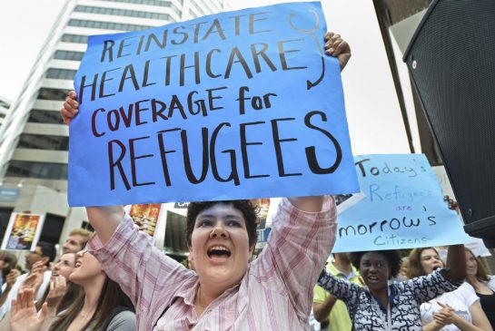 Court Hears Legal Challenge To Ottawa's Health-care Cuts For Refugees