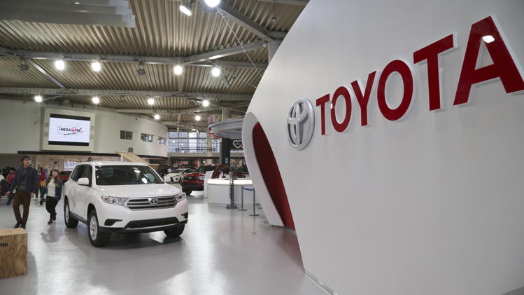 Toyota Issues Stop-Sale Order on Autos from U.S