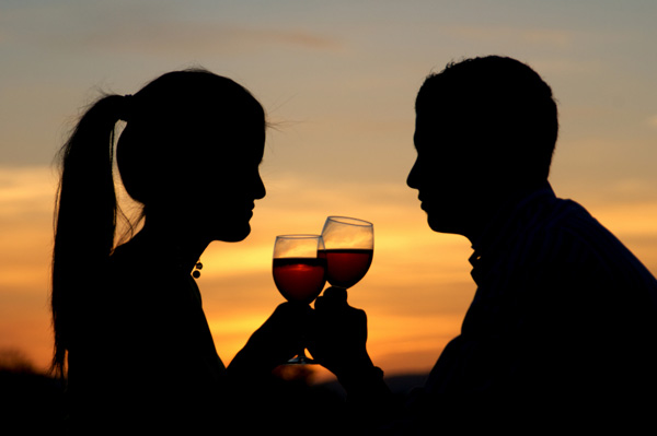 Avoiding Drinking And Driving: Valentine's Day Is For Wine Lovers