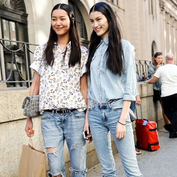 High Ideals - Jeans Trends For 2014