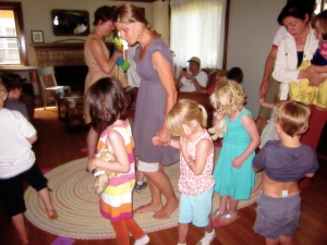 Traditional Children's Party Games