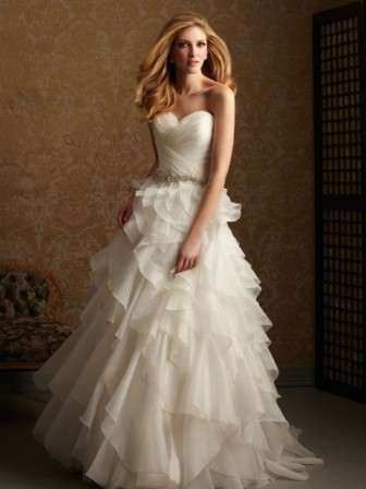 Alluring Wedding Dress
