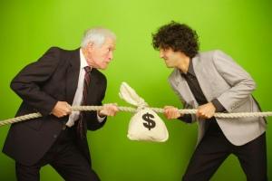 Claims Company VS Taking On A Company Alone