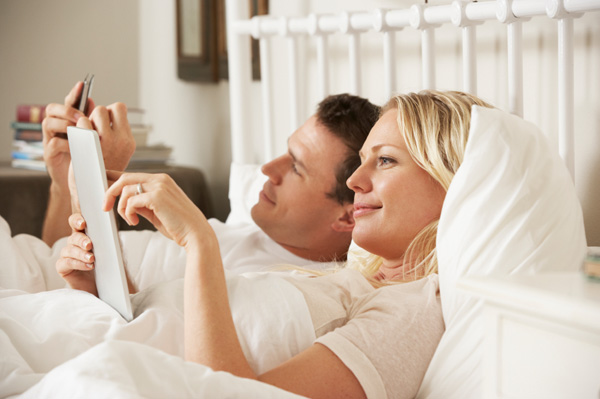 Effect Of Electronics In The Bedroom