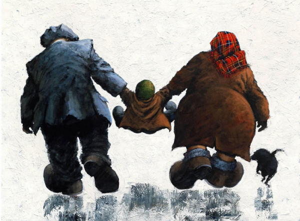 Gadgies And Fat Women - A Portrait Of Alexander Millar