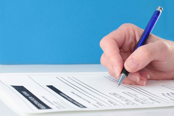 How To File An SR-22 Insurance Form
