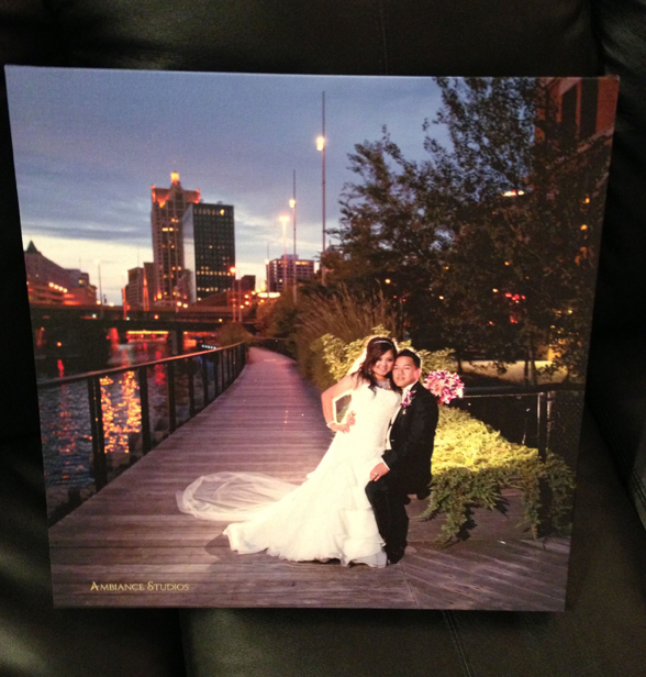 Top 10 Reasons To Print Your Photos On Canvas