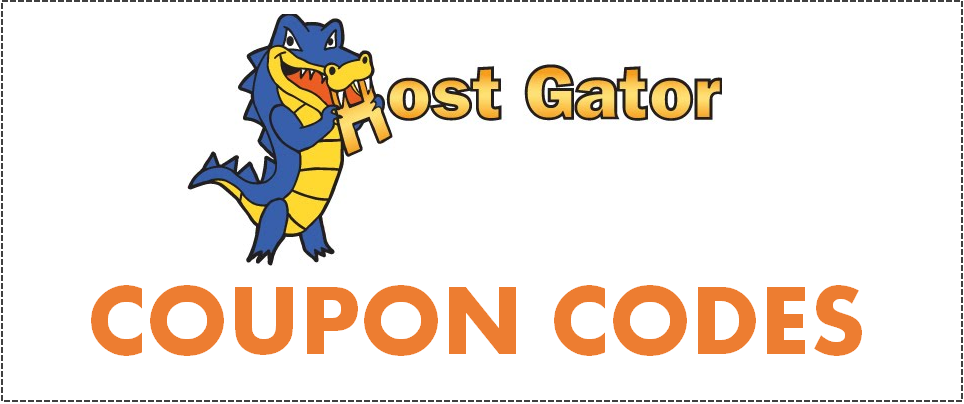 Get Started With The Beneficial Hostgator Coupon Codes