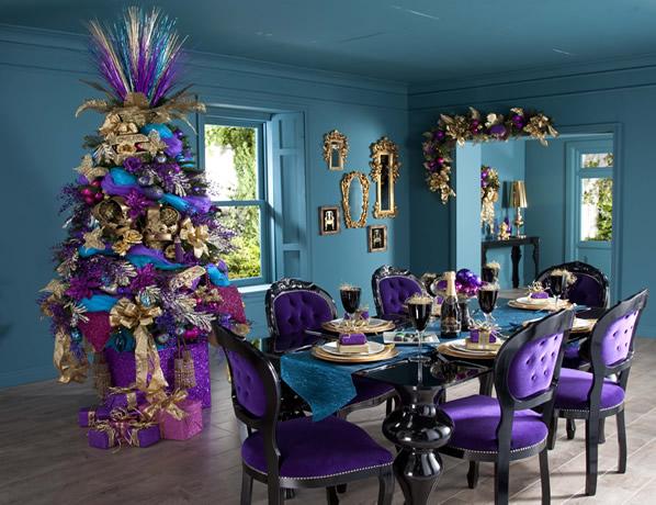 10 Interior Design Ideas For An Awesome Christmas Celebration