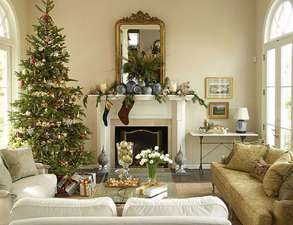 10 Interior Design Ideas For An Awesome Christmas Celebration