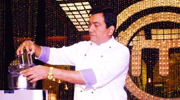 Masterchef India Goes Veggie