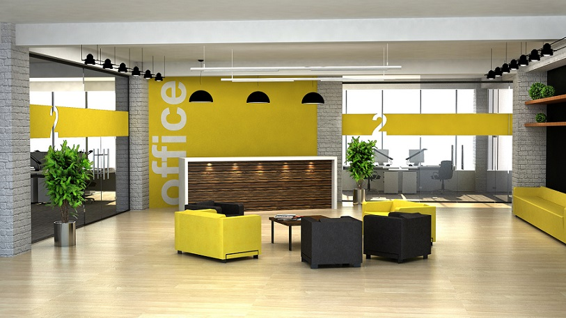 Create Better Workplace With Unique Office Fitout