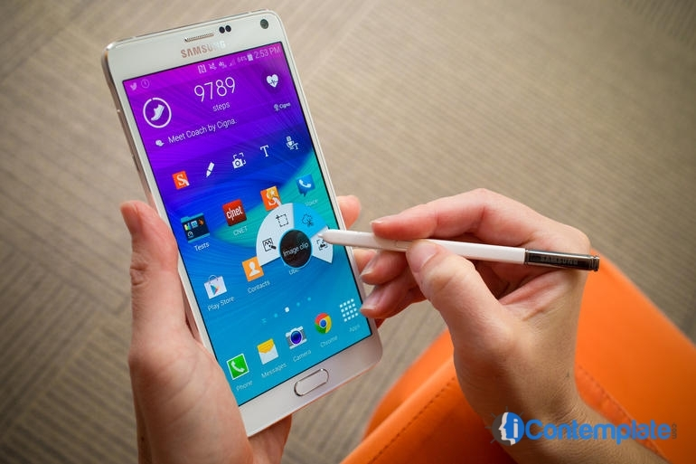 Samsung Galaxy Note 4 With Roaring Specifications And Features