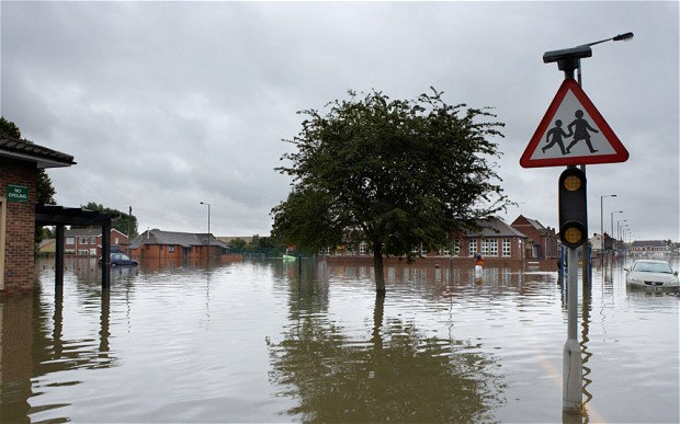 Can London's Drains Cope With Global Warming