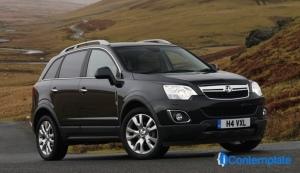 The Vauxhall Antara: Review