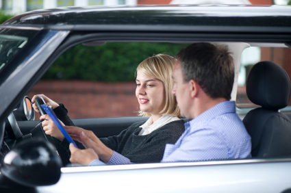 Choosing The Best Driving Instructor