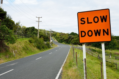 Call For More Safety Signs At Accident Hot Spots To Slow Down Bikers