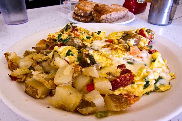 Getting The Best Breakfast and Brunch In East LA