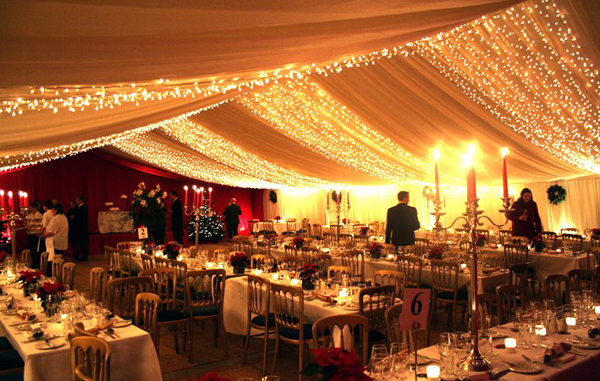 Top Tips To Help You Choose Your Perfect Wedding Marquee
