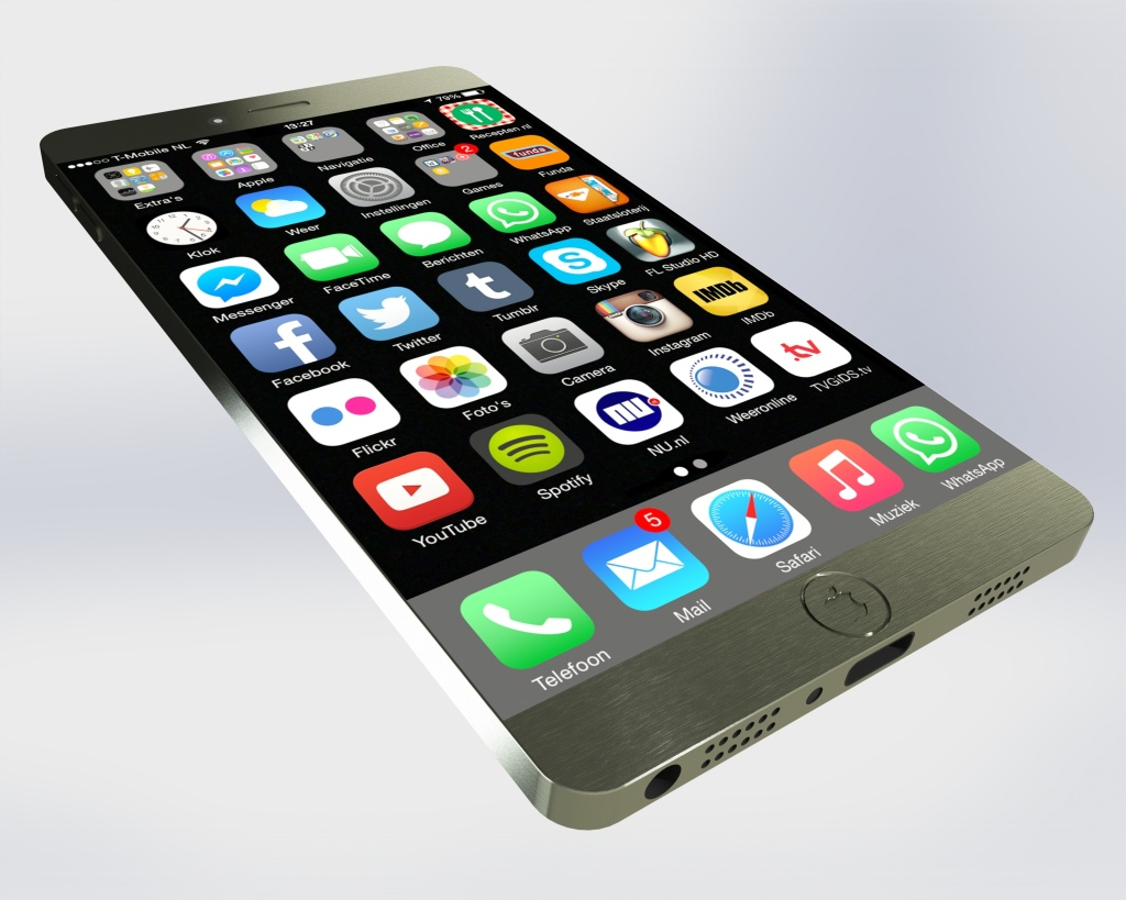 Apple In Mood Of Launching iPhone 7 Early