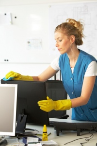 How Clean Is Your Office? Tips For A Hygienic Workplace!