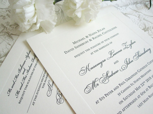6 Tips For Saving Cash On Quality Wedding Stationary