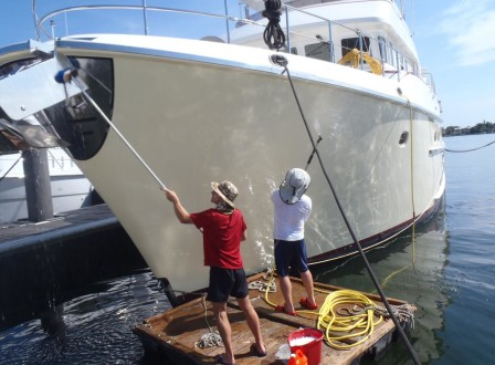KarcherTips On Cleaning Your Boat Quickly And Effectively With Water Pressure