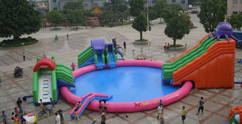 Best Inflatable Water Park Manufacture –Tobbox