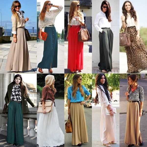 7 Alluring Ways To Wear A Maxi Dress In Fall