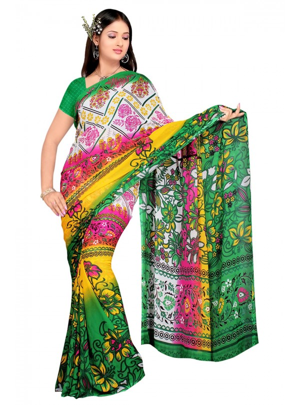 Quality Printed Sarees Available Online
