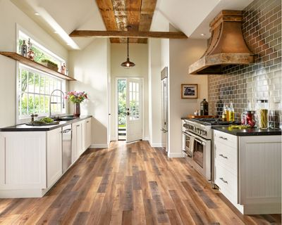Laminate Flooring Options For Your Kitchen