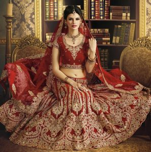 Lehenga- Where To Find Bridal Lehengas In Delhi