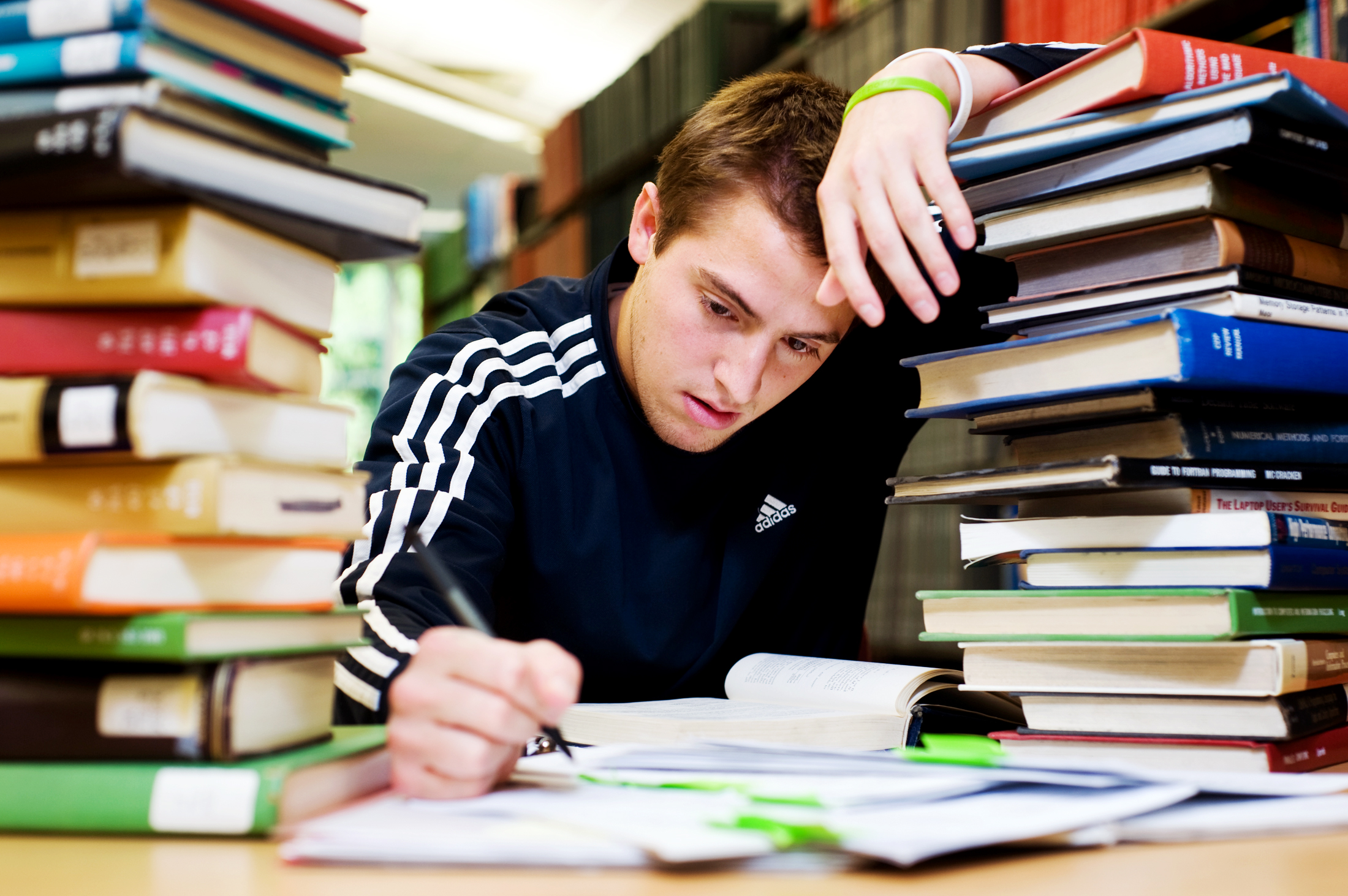 5 Effective Ways To Prevent Burnout In College
