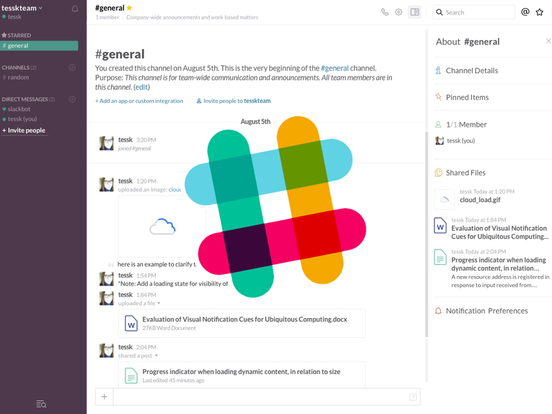 Building Great User Experiences On Slack