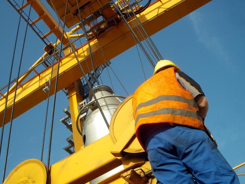 gantry crane hire