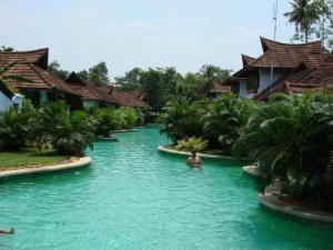 Zuri Kumarakom Lake resort