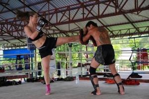 Suwit Muay Thai and Fun Sport