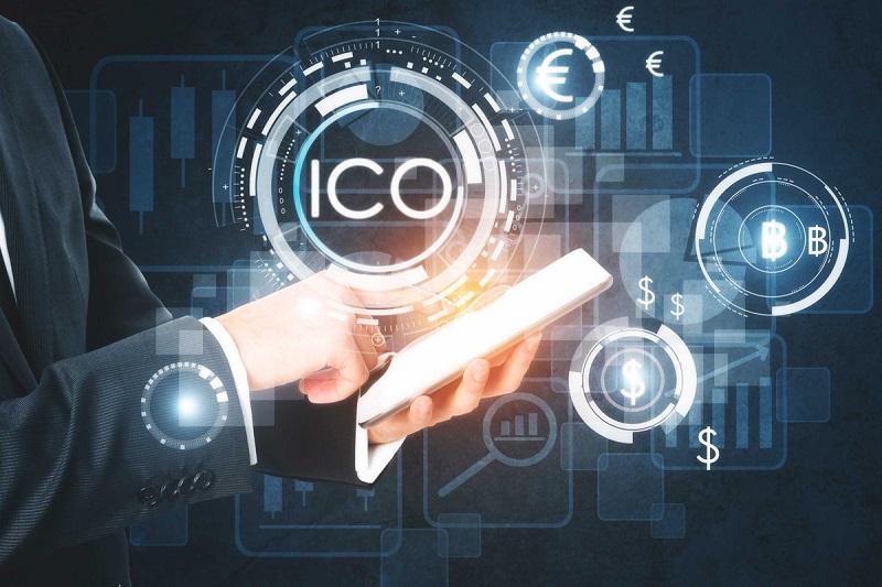 ICO launch