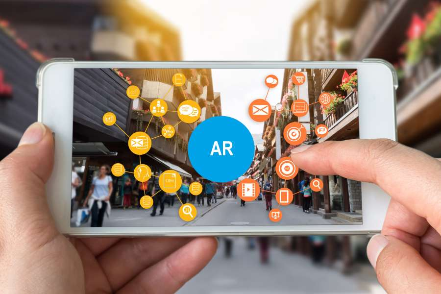 Now Tech Giants Are Taking The AR Technology Seriously